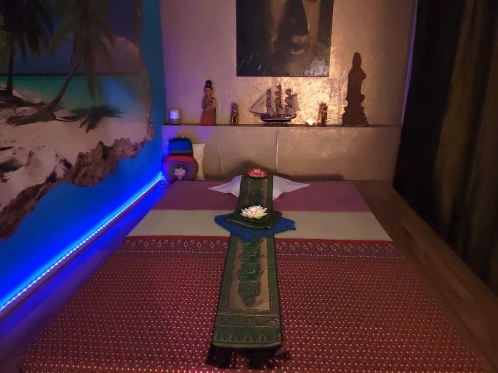 Massagebett 1